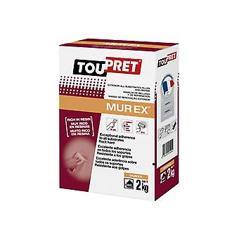 Toupret MUR EX® All Substrates Repair Filler 2kg