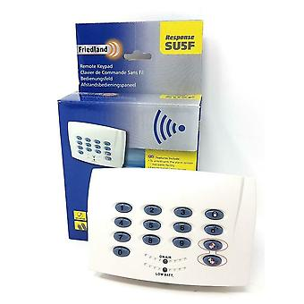 Friedland SU5F Response Security Wireless Remote Keypad 433MHz