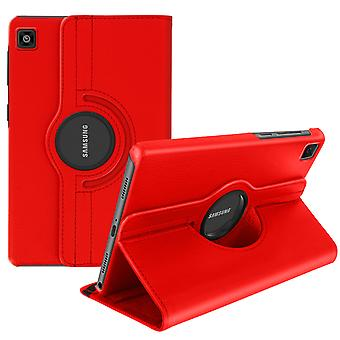 Cover Samsung Galaxy Tab A7 10.4 2020 Case with Rotary Support Function 360° red