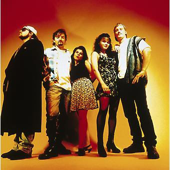 Clerks Kevin Smith Brian OHalloran Marilyn Ghigliotti Lisa Spoonhauer Jeff Anderson 1994 MiramaxCourtesy Everett Collection Photo Print