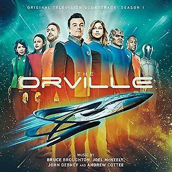 Orville: Season 1 / O.S.T. [CD] USA import