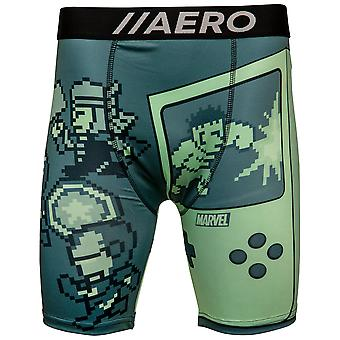 Marvel Avenger's Green Game Console Men's Boxer Briefs