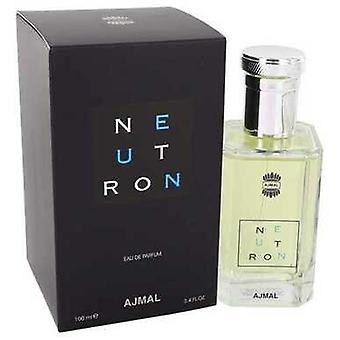 Ajmal Neutron Tekijä Ajmal Eau De Parfum Spray 3.4 Oz (miehet) V728-542164