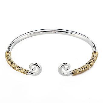 Silver Plated Adjustable Jingubang Wristband Monkey King Bracelet Lover Couple