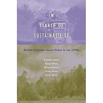 Op zoek naar duurzaamheid: British Columbia Forest Policy in de jaren 1990