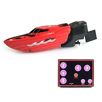 Mini Electric Simulation Submarine Infrared Remote Control Water Toy Rc Boat