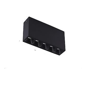 15w Led Linear Grille Lichter 220v 230v, Led Surface Line Bar Decke Led Lampen