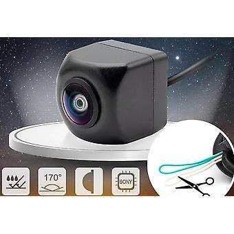 Câmera de visão traseira lateral ccd peixe olhos visão noturna visão impermeável Ip68 carro