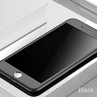 360 Full Cover Telefonfodral för Iphone X 8 6 6s 7 Plus 11 Pro Max