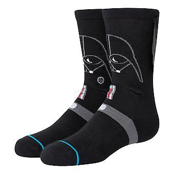 Stance 30 Darth Socks - Black