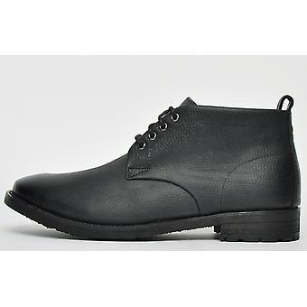 Frank Wright Ashdown Leather Black