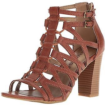 Rampage Women's Elsies Dress Sandal(Certified Refurbished)