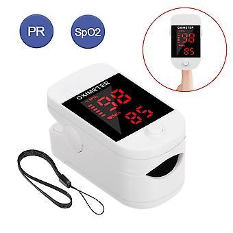 Digital Fingertip Pulse Oximeter Display Blood Oxygen Sensor Saturation
