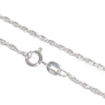 16 inch Prince of Wales sterling zilveren ketting ketting .925 x1 kettingen - 6392