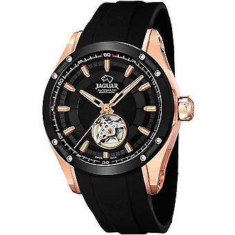 Reloj de hombre Jaguar J814/1, Automático, 45mm, 10ATM
