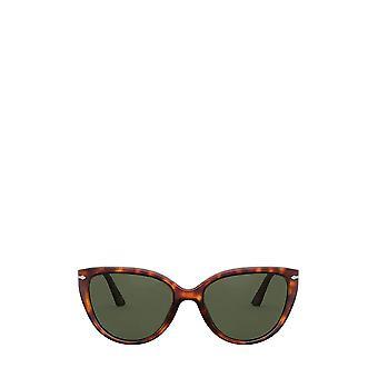 Persol PO3251S havana gafas de sol femeninas