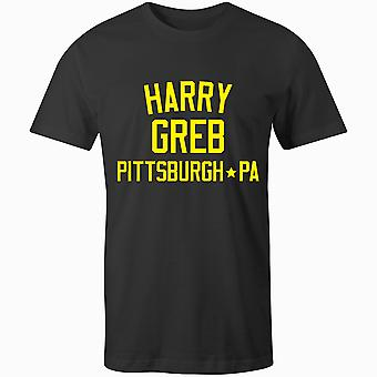 Harry Greb Boxlegende T-Shirt