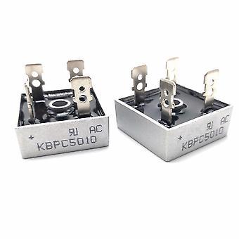 Diode Bridge Rectifier Kbpc5010 5010 Power Rectifier
