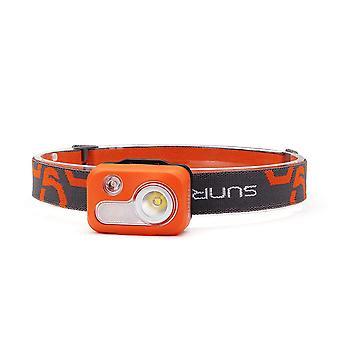 SUNREI Youdo5 215LM Far Near Distance Red Light 6 Modes IPX5 Waterproof Headlamp 3xAAA Battery