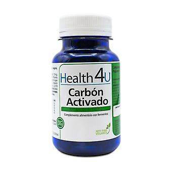 Activated carbon 90 capsules of 550mg