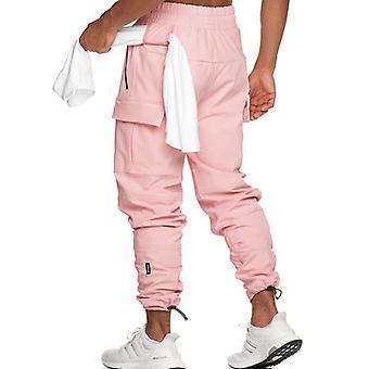 Męskie&S Moda Fitness Spodnie sportowe M88