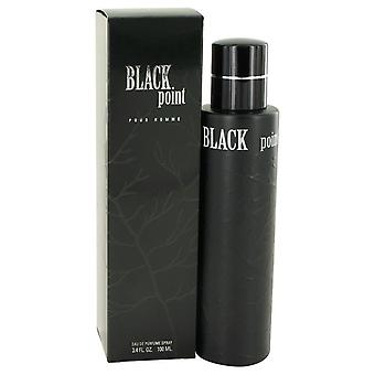Black Point Eau De Parfum Spray By YZY Perfume 3.4 oz Eau De Parfum Spray