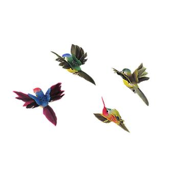 Clip On Bird Easter Decorations