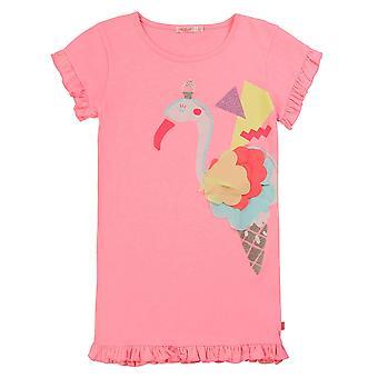 Billieblush girls pink jersey dress u12553 441