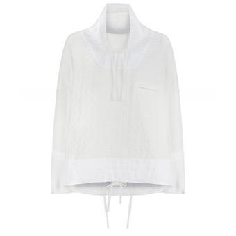 NU Quilted Sweatshirt