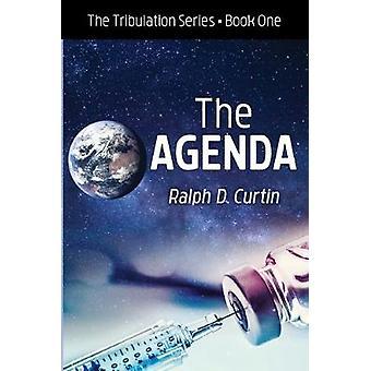 The Agenda by Ralph D Curtin - 9781532687778 Book
