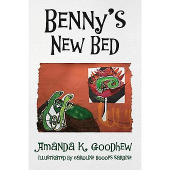 Benny's New Bed by Amanda K Goodhew - 9781773702766 Book