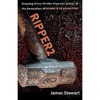 Ripper2 by James Stewart - 9781789555035 Book