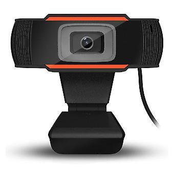30 Derece Döndürülebilir 2.0 Hd Web Kamerası Usb Kamera Video Kayıt Web Kamerası