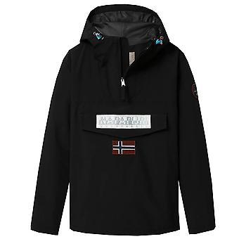 ナパピジリレインフォレスト 2.0 ブラックジャケット
