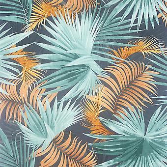 Santa Elena Wallpaper Wintertaling / Oranje Arthouse 296005