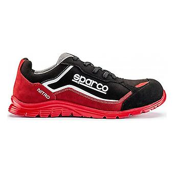 Slippers Sparco Nitro Rood