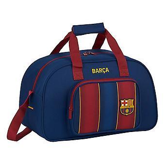 Sports bag F.C. Barcelona 20/21 Maroon Navy Blue (23 L)