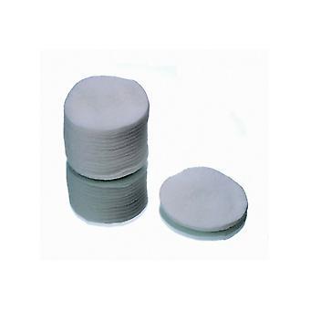 خلية من علاجات صالون التجميل مكافحة اللين الأقراص القطنية - حزمة من 500