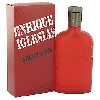 Adrenaline by Enrique Iglesias Eau De Toilette Spray 3.4 oz