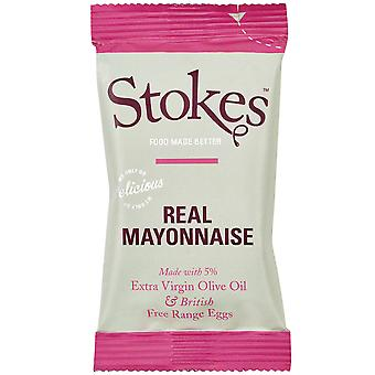 Stokes Real Mayonnaise Sachets