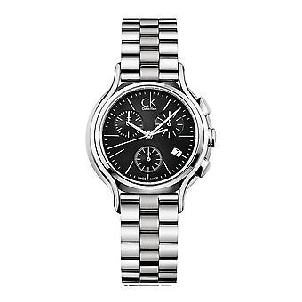 Calvin Klein Skirt K2U29141 Women's Watch Chronograph