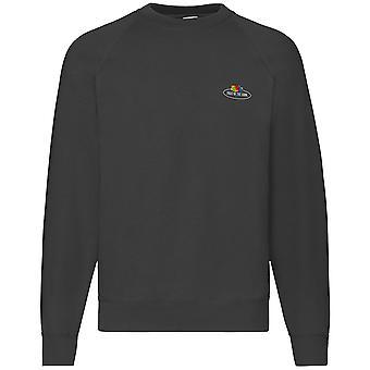 Fruit of the Loom Womens Vintage Raglan Jersey Sweatshirt