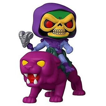 Masters Of The Universe- Skeletor On Panthor USA import