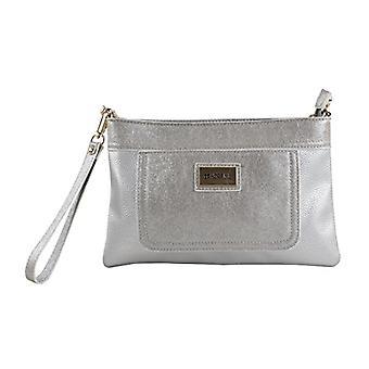 Bluebags FORTIME - Bolso Fashion Majania Plateado Women's Handbags, Silver (Plata)