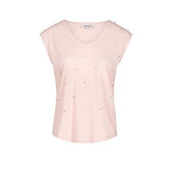 Morgan T Shirt DNUDE, Beige, XL/High Woman