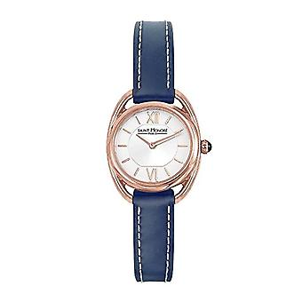 Saint Honore Analog Quartz Watch for Women with Leather Strap 7210268AIR-BLUE