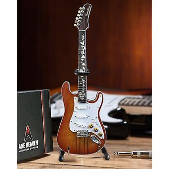 Stevie Ray Vaughan Assinatura Hamiltone Mini Guitar USA importação