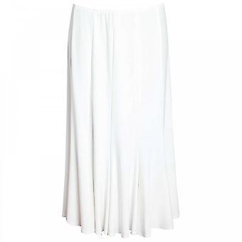 Frank Lyman totalmente forrado Panel largo falda