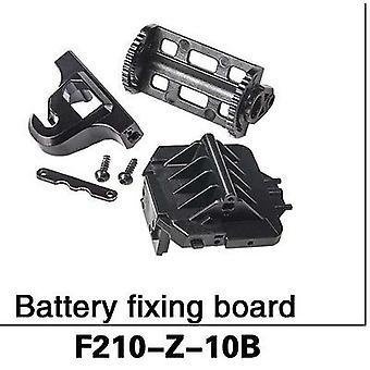 F210 - Akku Befestigung Board, neu