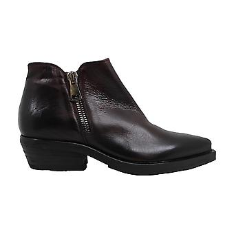 Steven by Steve Madden Womens Edele Leather Pointed Toe Ankle Fashion Boots
